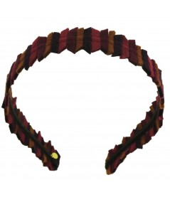 Winter Eco Felt Headband for Women