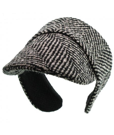tw63-tweed-earmuffs-with-cap-visor