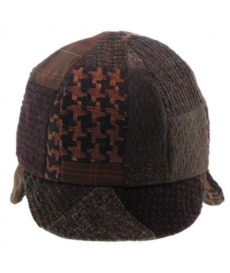 m29-jo-eco-style-mens-boucle--tweed-patchwork-flap-cap