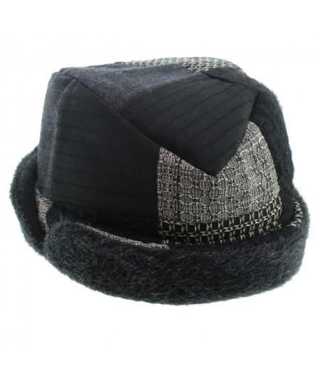 m31-mens-recycled-tweeds-patchwork-fedora-flap-brim