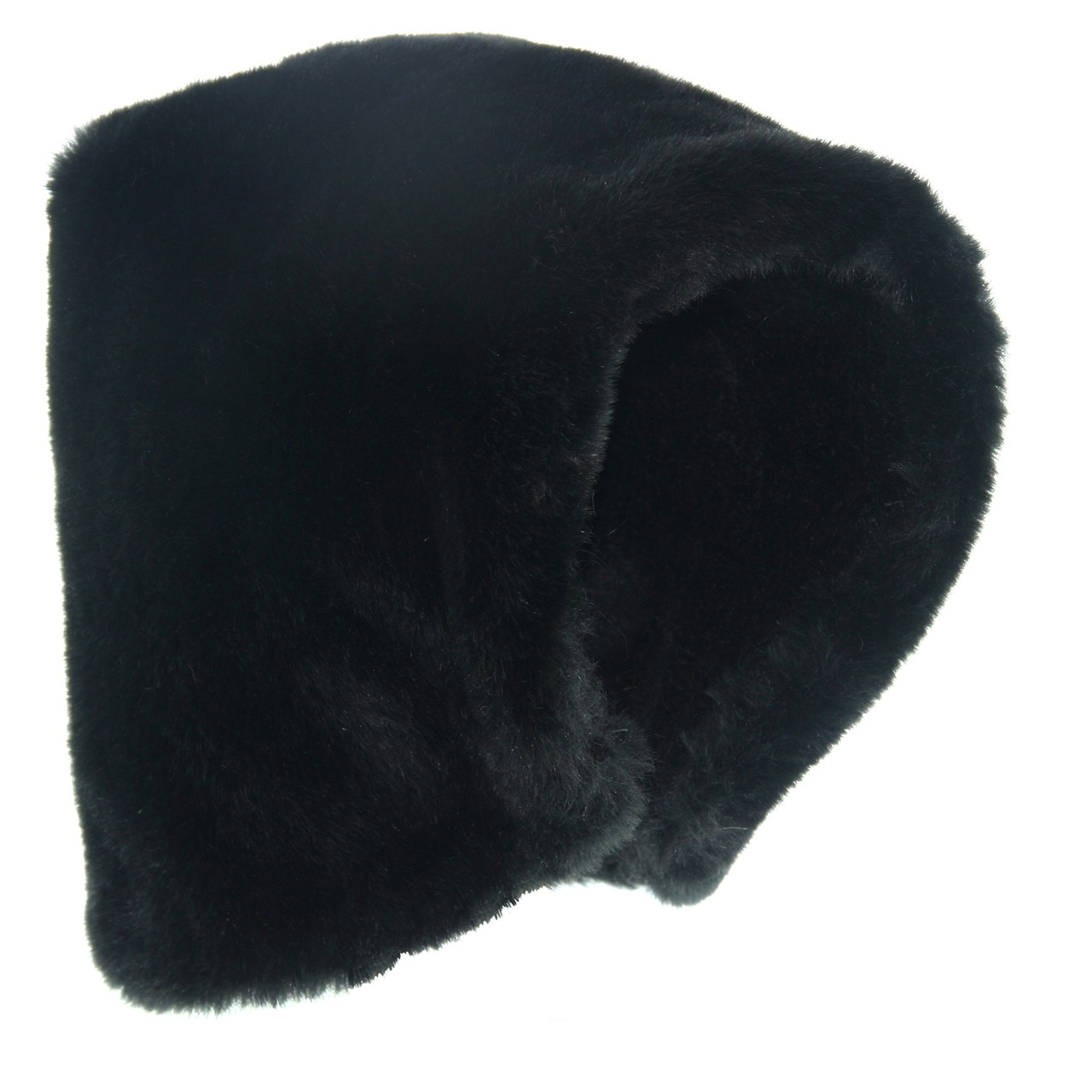 Faux Fur Cuddle Cap for Warm Winter 0fed7e6b813