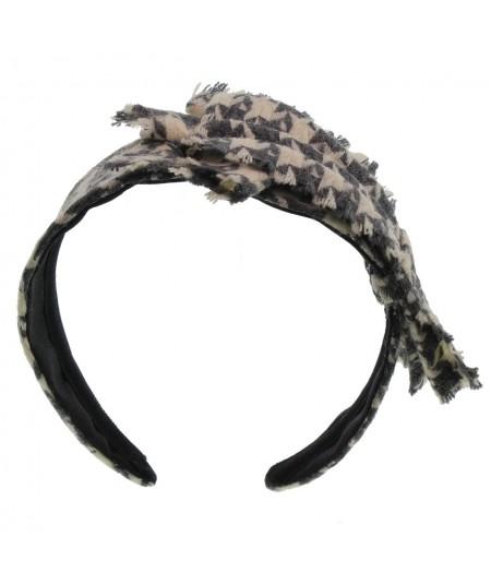 tw64-tweed-side-frayed-pleat-trimmed-headband