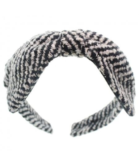 tw5-tweed-center-bow-trimmed-headband