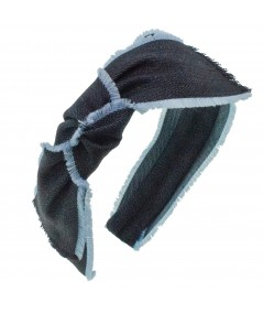 dm12-frayed-denim-headband-with-side-bow