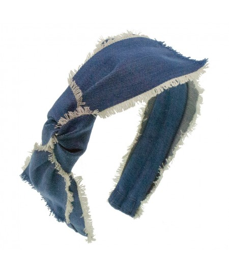 dm12-frayed-denim-headband-with-side-bow