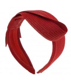 Couture Straw Headband