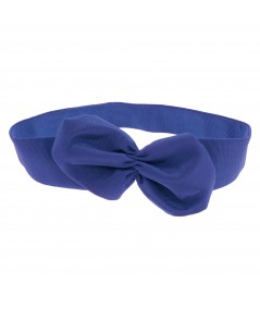 Bengaline Lily Flower Tie Back Headband