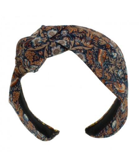 Liberty Print Side Turban Headband