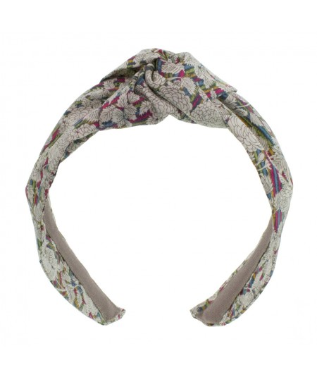 Liberty Print Center Turban Headband