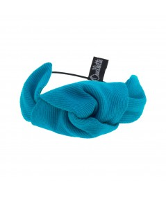 Cotton Turban Bracelet or Ponytail Holder by Jennifer Ouellette