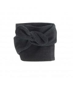Denim Men's Wristband or Bracelet by Jennifer Ouellette