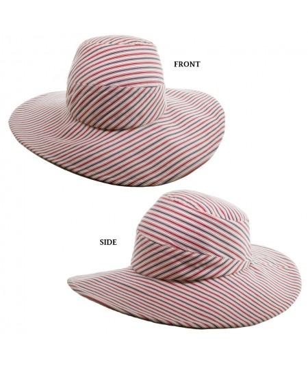 Summer Beach Hat by Jennifer Ouellette