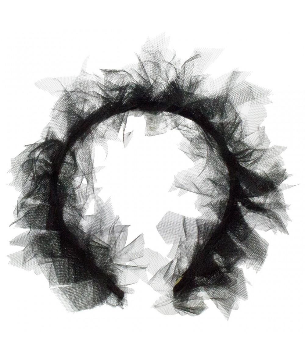 tulle-feathers-headband
