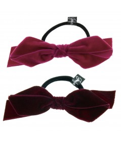 vpy1-solid-velvet-bow-on-pony-elastic