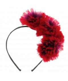 faux-fur-pom-trimmed-headband