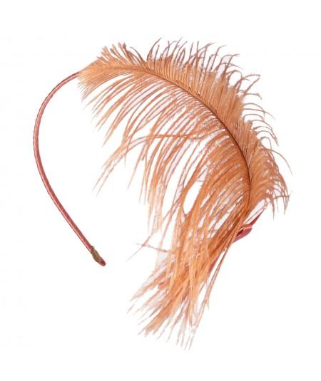 ftsk1-ostrich-feather-on-super-skinny-headband