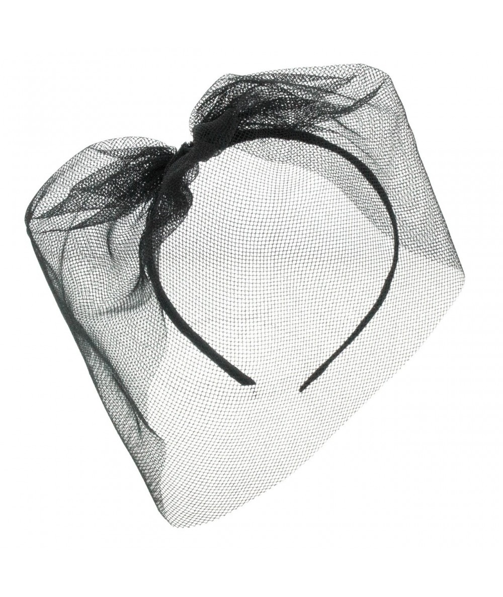 metallic-tulle-trimmed-fascinator