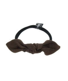Grosgrain Small Knot Pony
