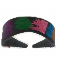 Multi Feather Headband