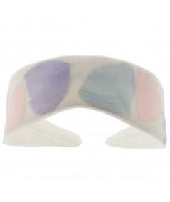 Pastel Feather Headband