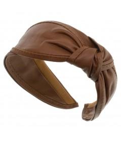 l11-norma-leather-side-wrap-turban-headband