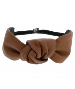 Leather Dina Tie Back Hair accessory