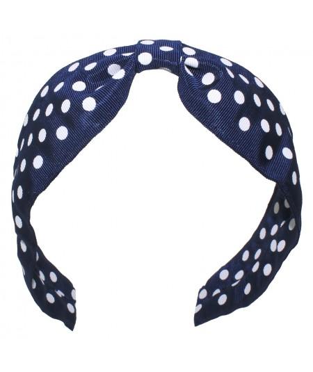 gd02w-grosgrain-dotted-turban-headband