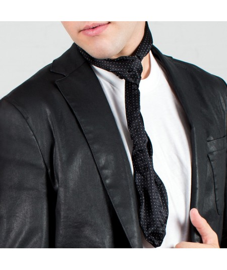 Men's Tie with Wire