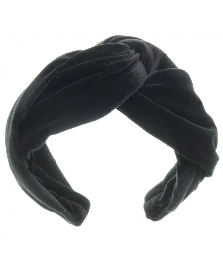 velvet-center-twist-turban-headband