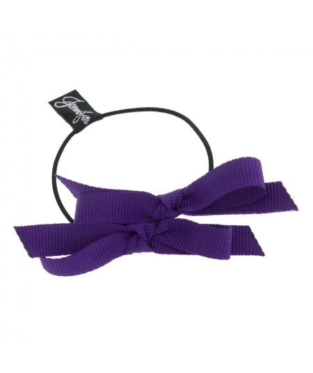 purple-grosgrain-double-bow-pony