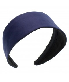 Satin Extra Wide Basic Headband