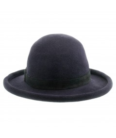 Men's Felt Rolled Brim Hat