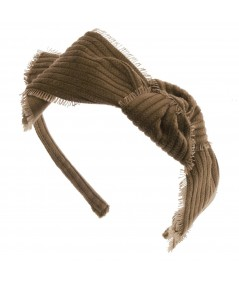 frayed-corduroy-side-knot-headband
