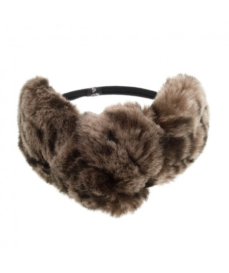 animal-print-fluffy-turban