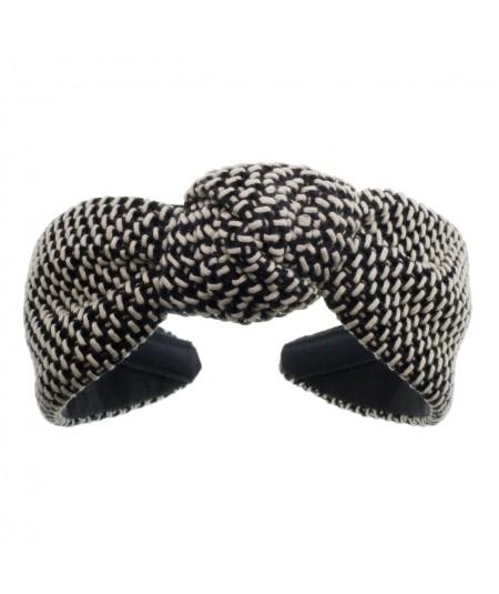 Obama Wool Center Turban Headband
