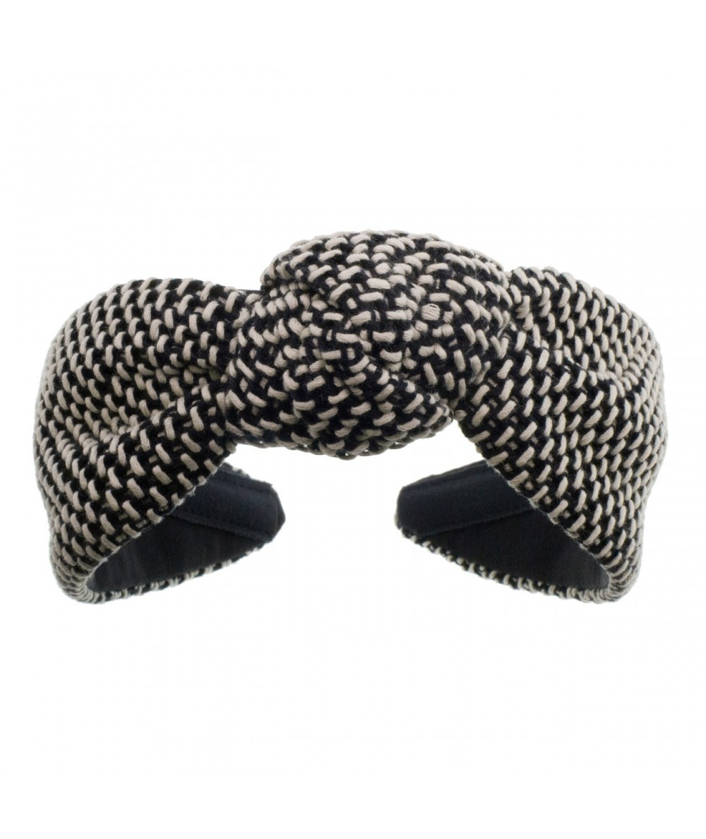 Obama Wool Center Turban Headband