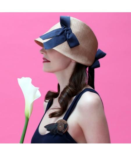 Summer Bonnet Hat Hood by Jennifer Ouellette