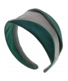 Hunter Steel Grey bengaline-wide-headband-with-contrast-detail