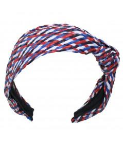jennifer-ouellette-raffia-headband-turban-red-white-blue