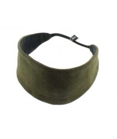 JO SUEDE Basic Wide Elastic Headband