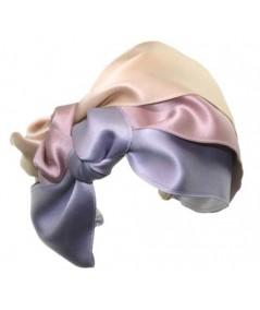 Pastel Turban Headband by Jennifer Ouellette