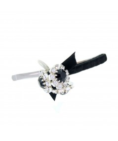 lp19-satin-wrapped-hair-pin-trimmed-with-3-flower-rhinestone