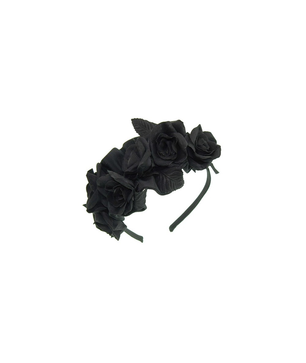 Black RosesHeadpiece