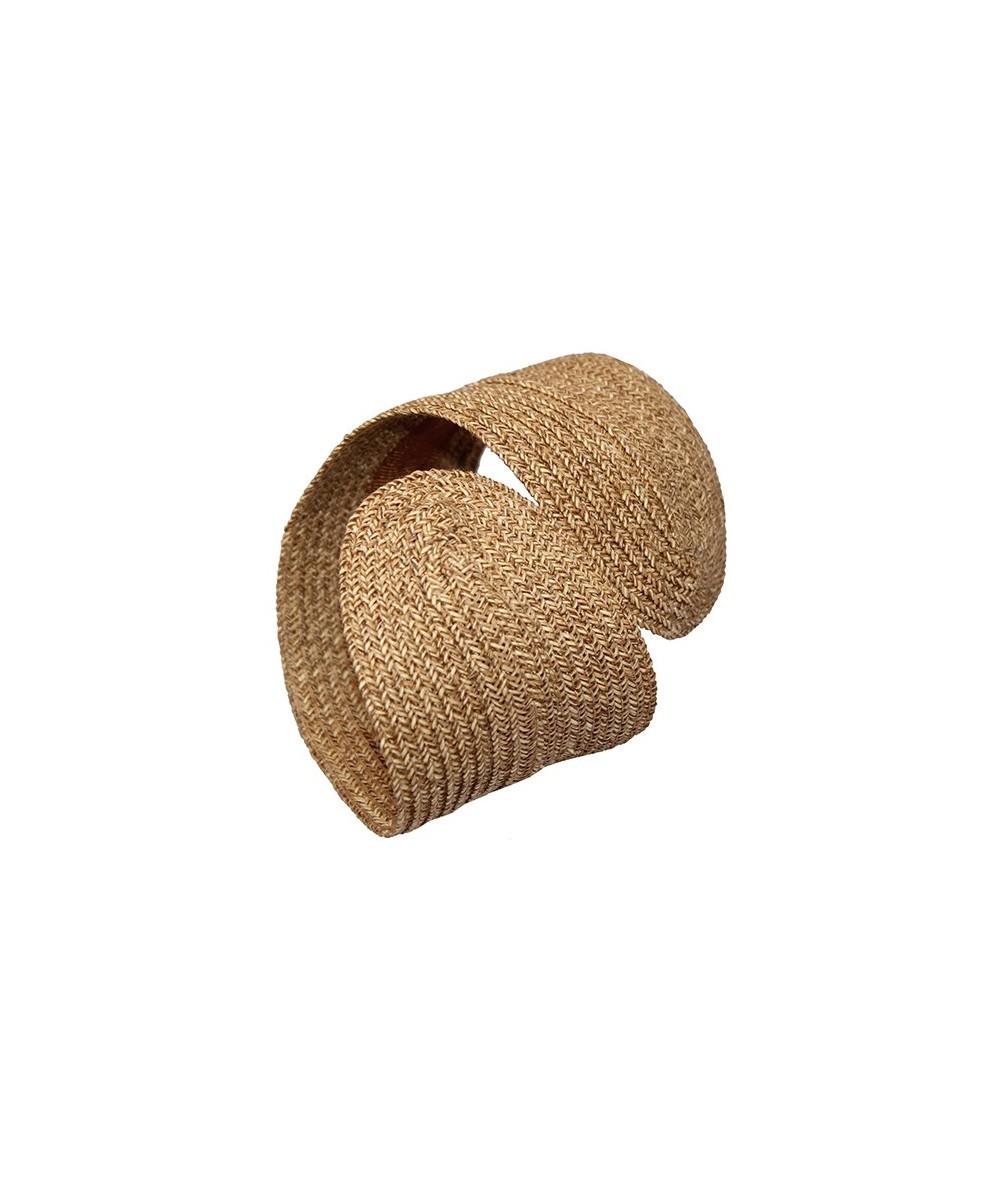 Toyo Straw Wristband