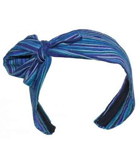 Raw Silk Side Detail Headband