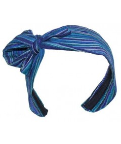 Raw Silk Side Detail Headband