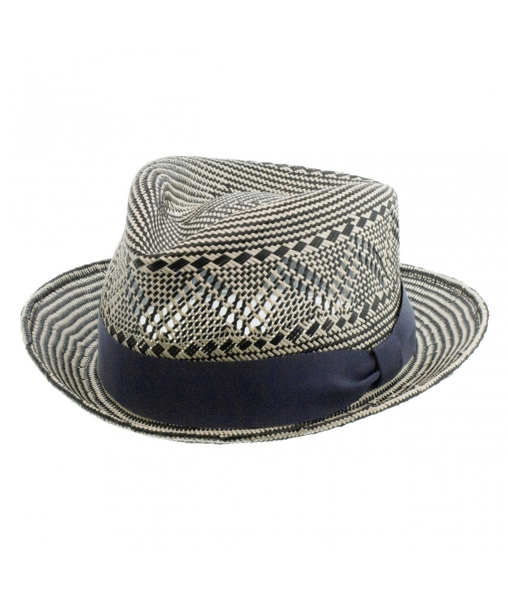 Jenifer Ouellette Men S Summer Hat With Made Of Italian Paper Straw