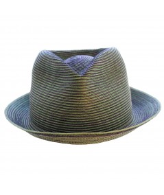 frankie color stitch fedora color BOBBY
