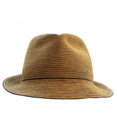 frankie color stitch fedora CONSTELLATIONS