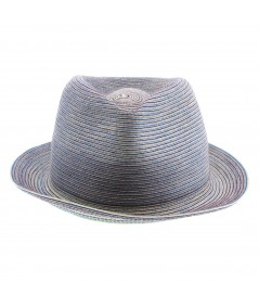 frankie color stitch fedora CONCHA
